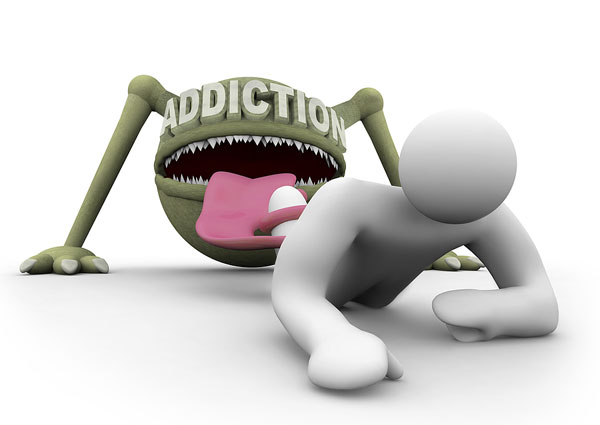 saliva DNA study addiction