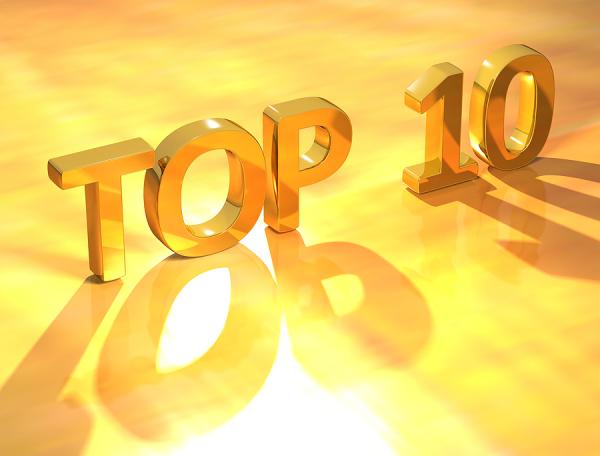 DNA Genotek top 10 list
