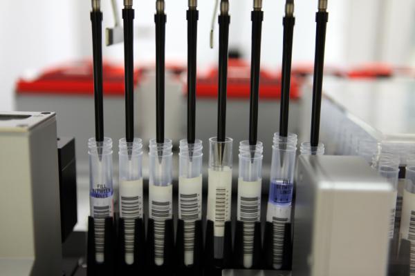 Oragene DNA extraction