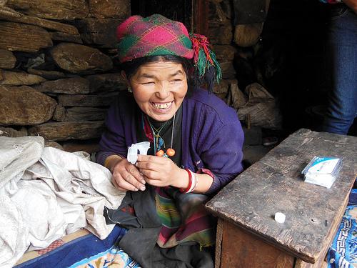 Oragene in Nepal 1 resized 600