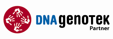 DNA Genotek, DNA Genotek partner, partner logo