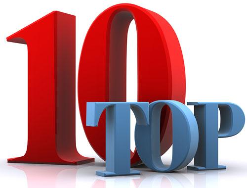 DNA Genotek's Top 10 list for 2010