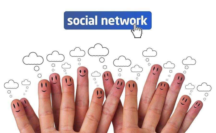 soc media science blog